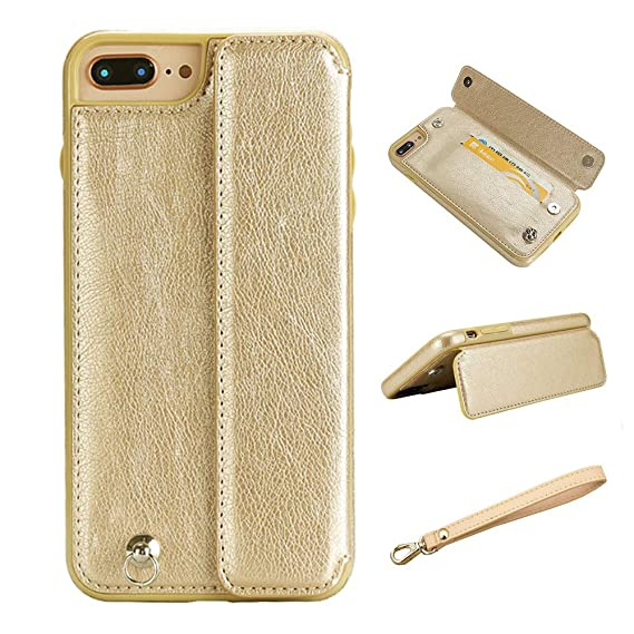 a5e190a5a727 Amazon.com: UnnFiko Leather Wallet Case Compatible with iPhone XR ...
