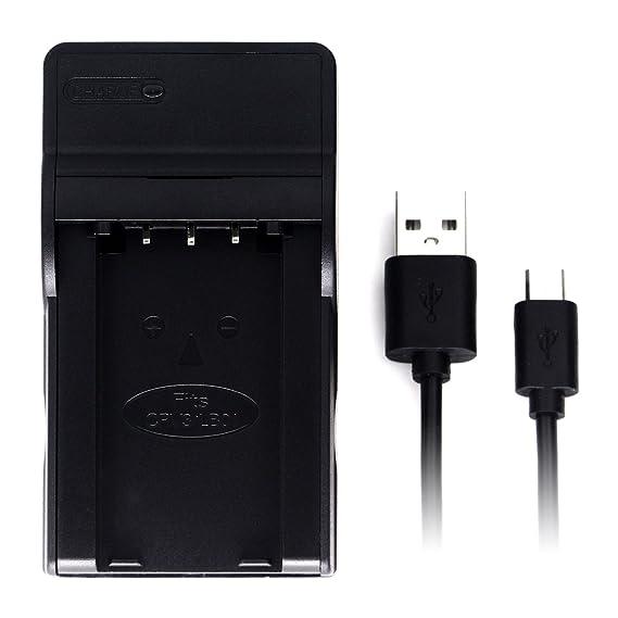 Amazon.com: Ultra Slim USB cargador para Olympus C-100, C ...