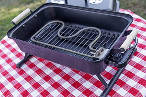 Quick Start Grill- A Grill That Automatically Starts The Charcoal for You in 6 Minutes