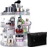 Awenia Makeup Organizer 360-Degree Rotating Plus Size, Adjustable Makeup Storage, 7 Layers Large Capacity Cosmetic…