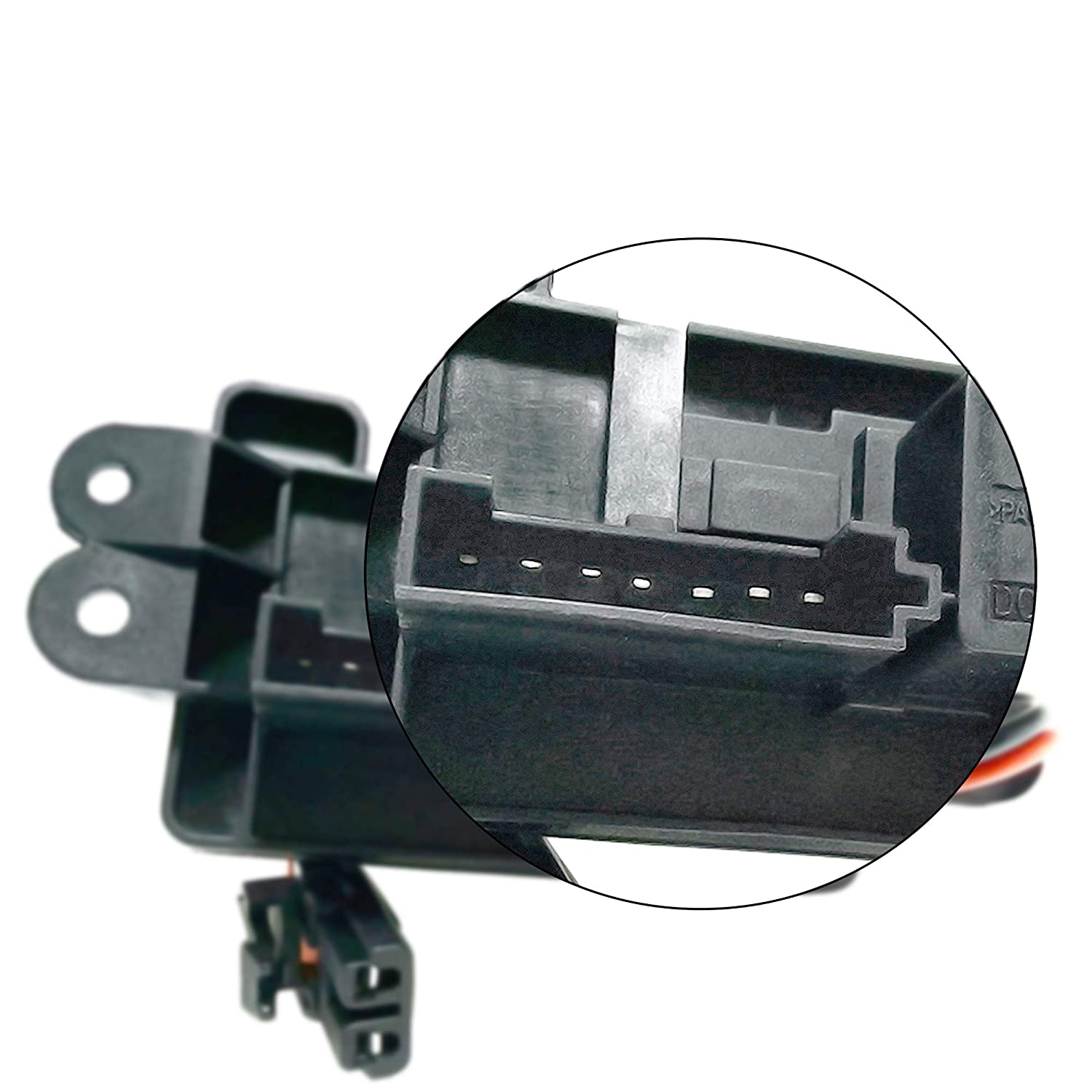 Cadillac Escalade With Manual A//C 5010081 Tahoe GMC Sierra Suburban DunGu Blower Motor Resistor and Wire Harness Kit Avalanche Yukon 22807123 Part#s 15 89019088 Chevy Silverado 15-81086 973-405