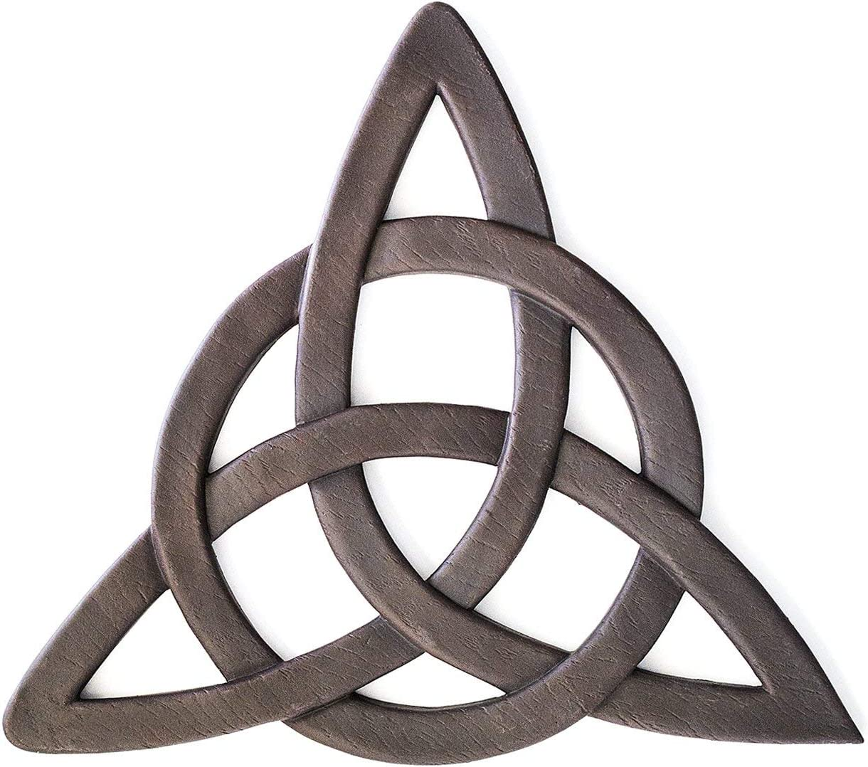 Handy Basics Resin Celtic Trinity Knot Wall Art for Home Decoration 10