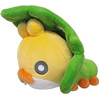 "Sanei Pokemon Plush - PP92 - 5.5"" Sewaddle"