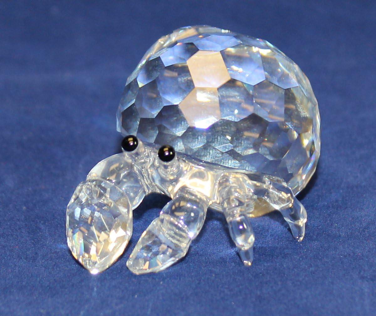 Swarovski Silver Crystal Hermit Crab