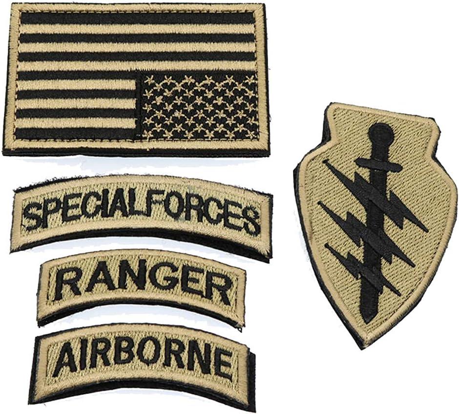 Cobra Tactical Solutions Militar Special Ranger Airborne Bandera ...