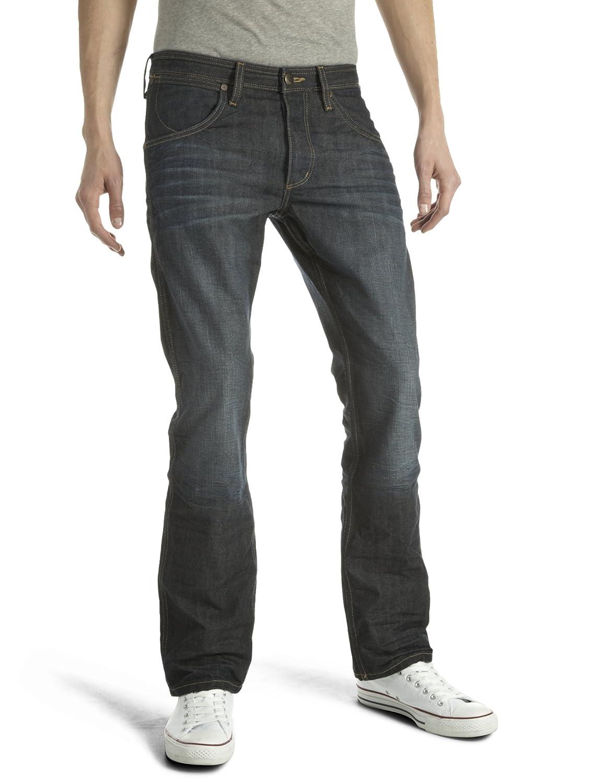 Wrangler Herren Straight Leg Jeans Ace