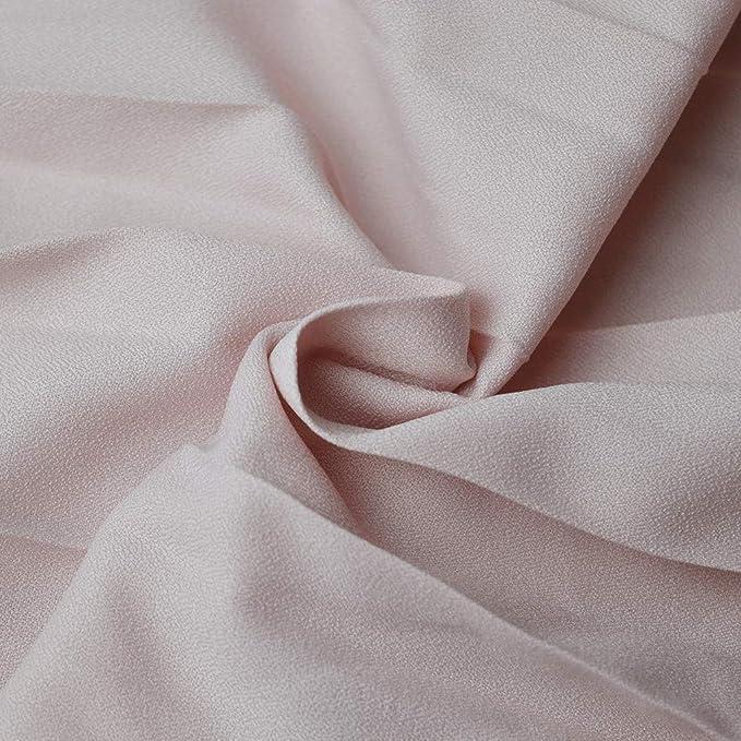 LEERYAAY Faldas de Verano para Mujer con Resorte y Color sólido a ...
