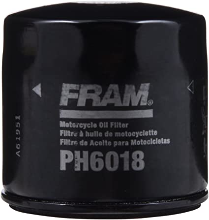 FRAM PH6018 Black Oil Filter
