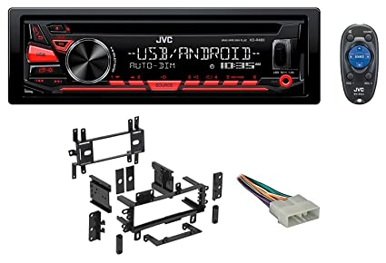 JVC Stereo//Receiver//Radio//CD Factory Replacement For 1987-1995 JEEP WRANGLER YJ