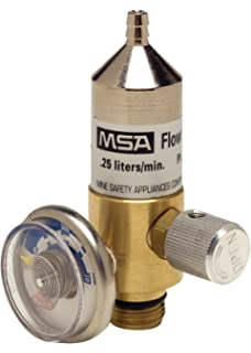 MSA 467895 Fixed Flow Regulator, Model RP, 0.25 LPM