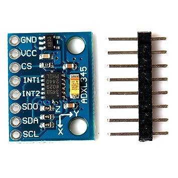 accelerometre gyroscope