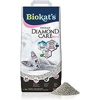 Biokat'S 4002064613338 Delikatny Żwirek dla Kotów z Węglem Aktywnym i Aloesem, 10 L