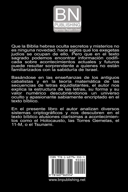 Los Codigos Ocultos De La Biblia Spanish Edition Uri