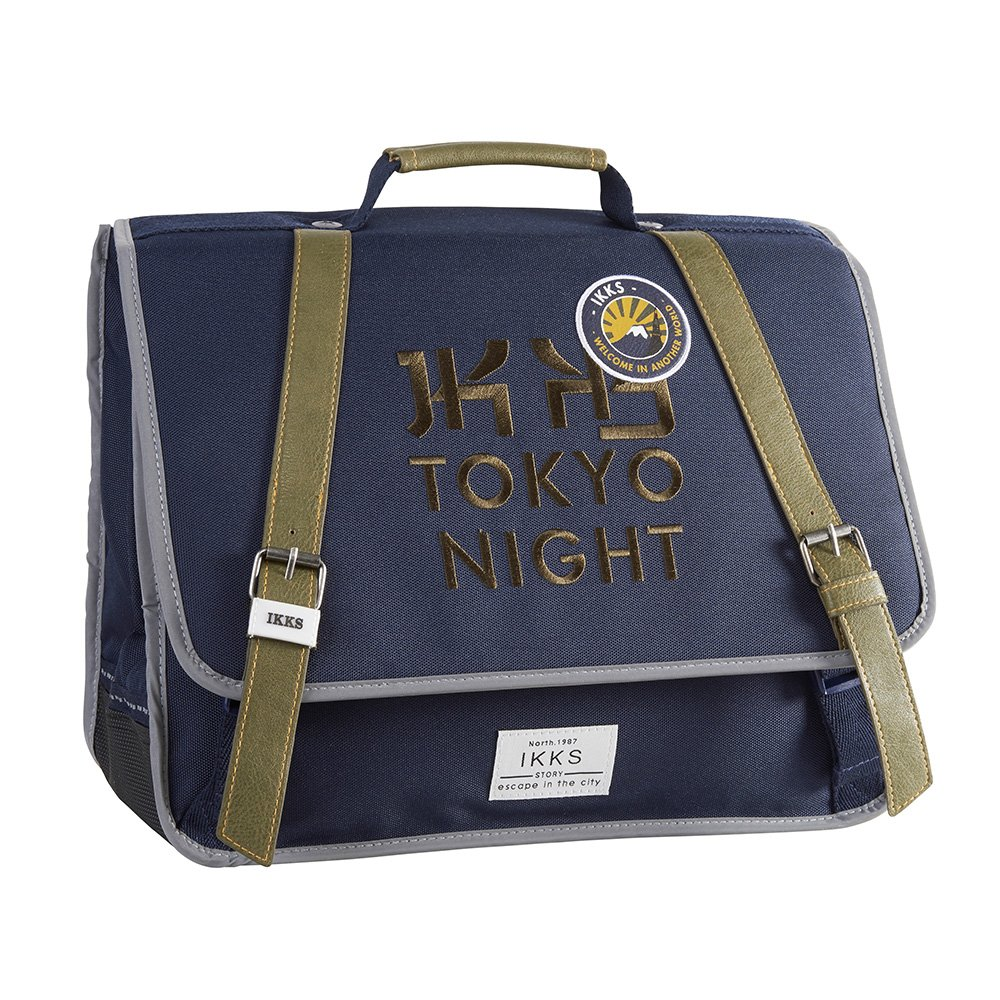 9c3d3779c4 IKKS Backpacker in Tokyo School Backpack
