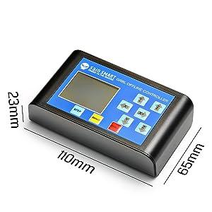 SainSmart Genmitsu CNC Router Offline Control Module for CNC Machine 3018-PROVer