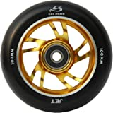 COX SWAIN 2 Stk. High End 100mm Stunt Scooter Rollen Alu Core - Abec 11 Lager
