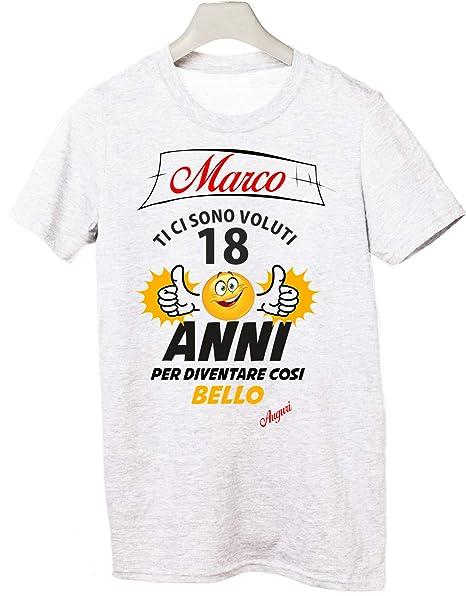 T Shirteria Tshirt Personalizzabile Compleanno Nome Ti Ci Sono
