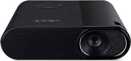 Opinión sobre Acer C200 200lúmenes ANSI DLP WVGA (854x480) Negro Video - Proyector (200 Lúmenes ANSI, DLP, WVGA (854x480), 2000:1, 16:9, 0,6-2,4 m)