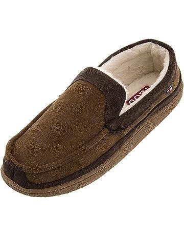 eb85ab49c6b Mens Slippers   Amazon.com