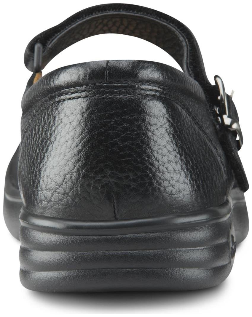 Dr. Comfort Women's Merry Jane Lycra Stretchable Diabetic Mary Jane Shoes B00HU7W752 10 E US|Lycra