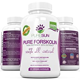 the forskolin