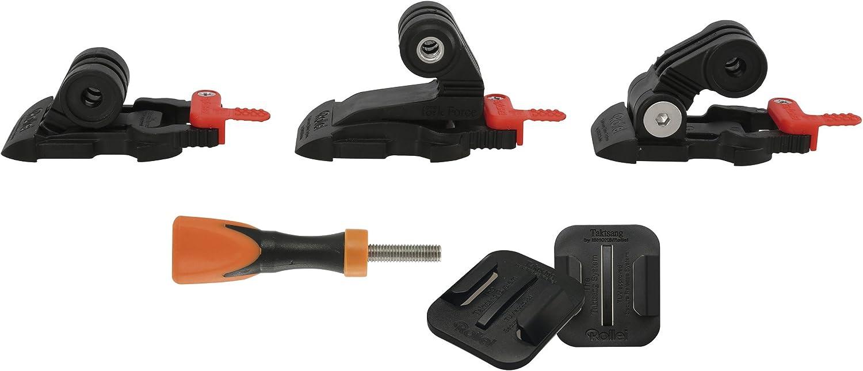 Rollei Mount Flexible Support pour Cam/éra daction//Cam/éra GoPro Noir