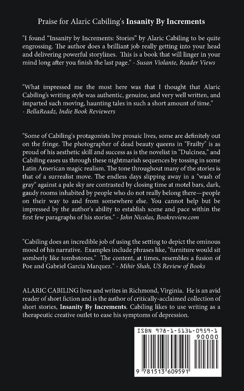 Redefining Darkness, Stories: Alaric Cabiling: 9781513609591: Amazon:  Books