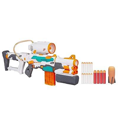 NERF Modulus Tri-Strike Blaster Toy: Toys & Games