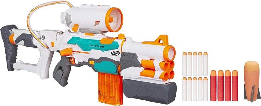 Oferta amazon: Nerf - Modulus Tri Strike (Hasbro, B5577EU7)