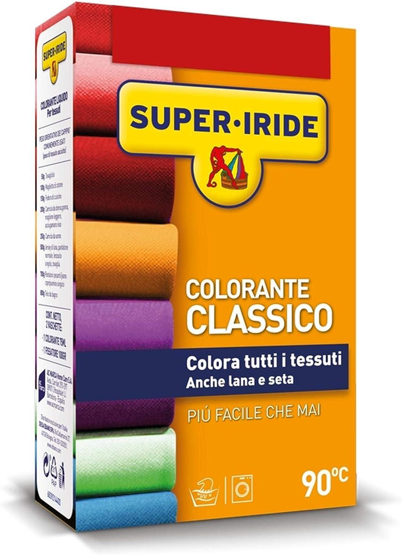 Tinte ropa iberia - rojo (23): Amazon.es: Belleza
