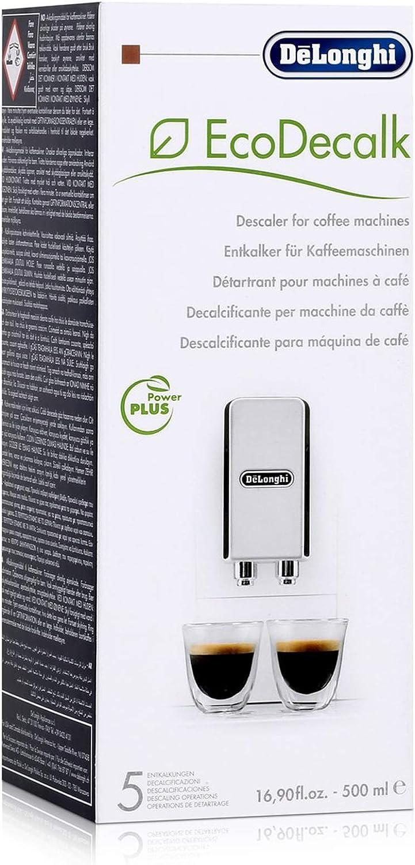 Original Delonghi descalcificador para cafeteras Liquid 500 ml ...