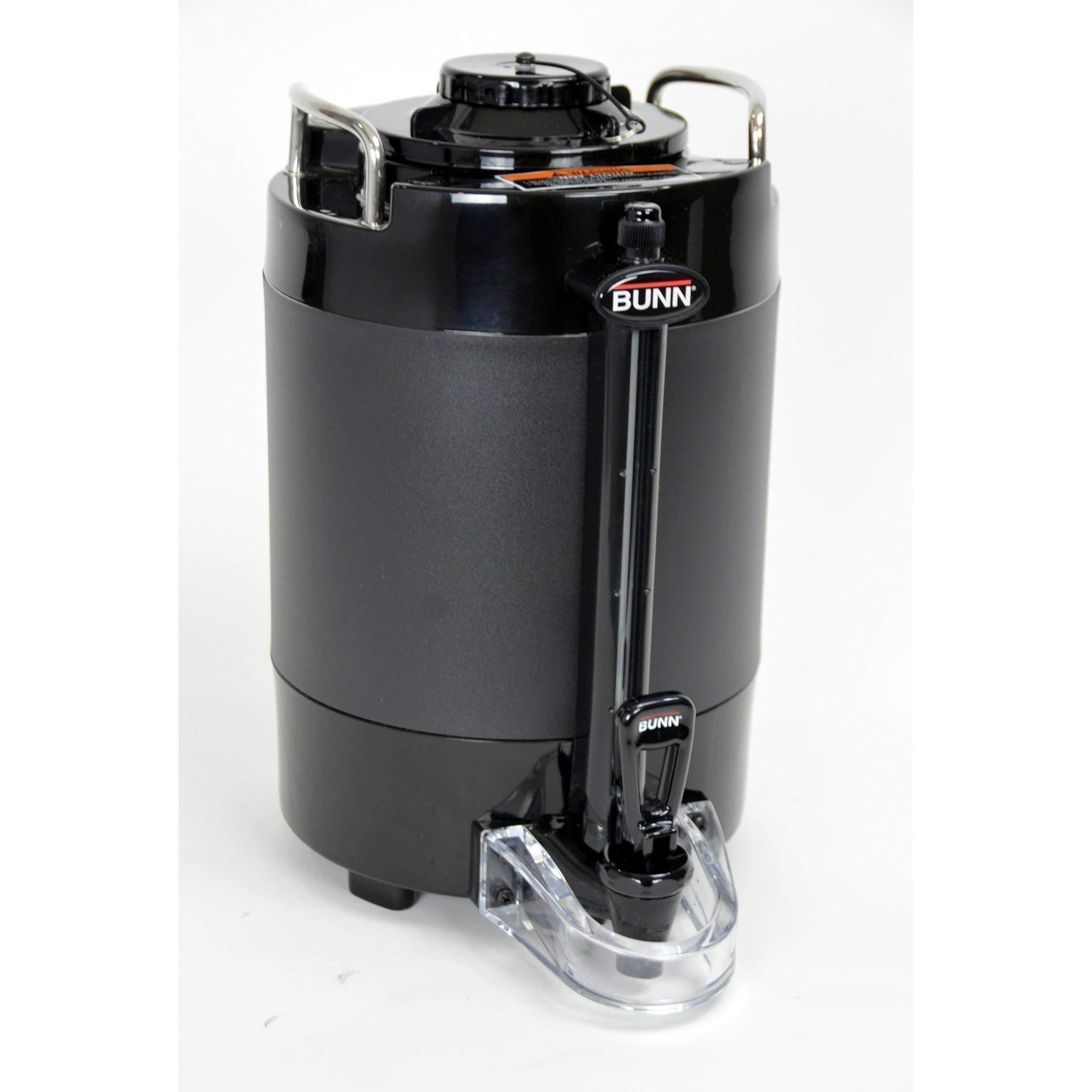 Bunn 44050.0051 TF 1.5 Gal Black ThermoFresh Coffee Server Dispenser New Open Box