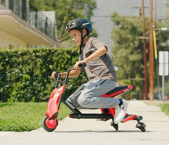 Amazon.com: Razor Drift Rider – Rojo/negro: Sports & Outdoors