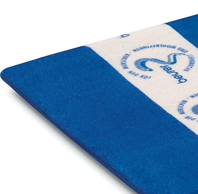 Beurer HK 63 - Almohadilla electrónica magnética, 40 x 30 cm, lavable, color azul: Amazon.es: Salud y cuidado personal
