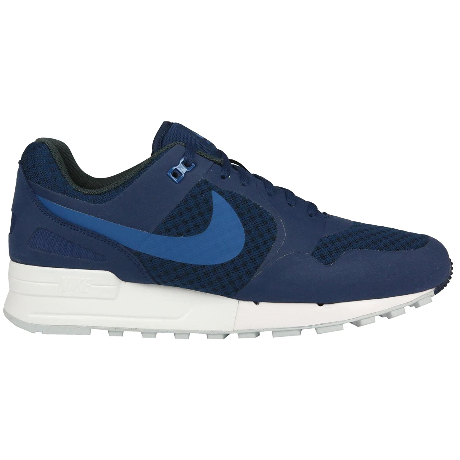 the best attitude b6593 a545a Nike Air Pegasus 89 NS men s trainers, Midnight Navy Anthrazit Pure  Platinum Court Blue  Amazon.co.uk  Sports   Outdoors