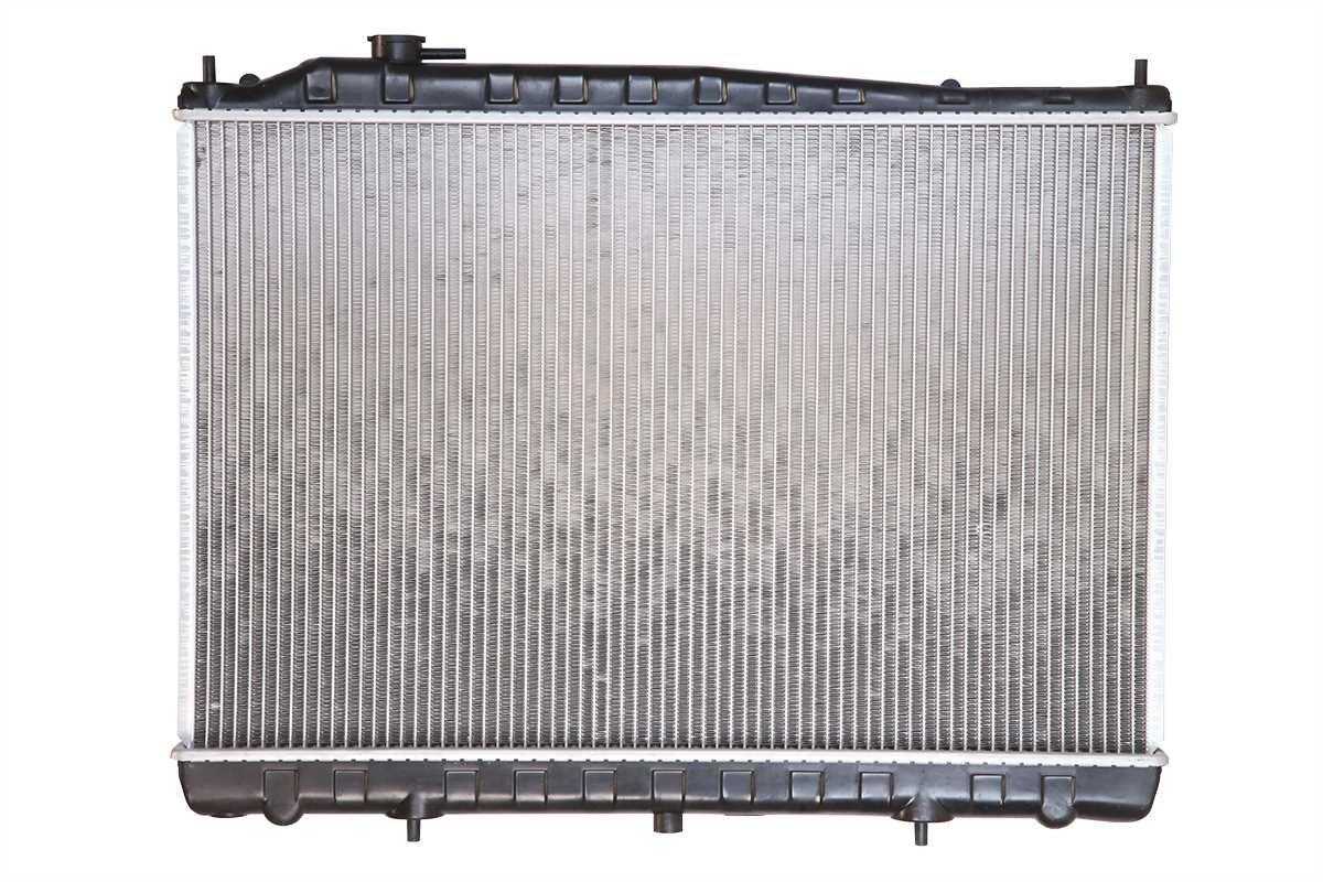 Prime Choice Auto Parts RK822 Aluminum Radiator