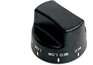PB010206 VGSC, VGRC, VGRT Top Burner Knob Replacement for Viking AP5315463, 952591, 8858, VIKPB010206