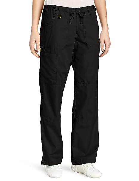 8351884e1c0 Amazon.com  WonderWink Women s Scrub Cargo Pant  Work Utility Pants ...