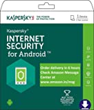 Kaspersky Internet Security for Android 2018- 1 Device, 1 Year (Email Delivery in 2 hours- No CD)
