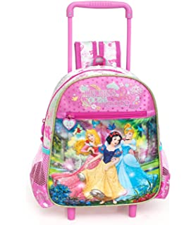 a7396965442b5d ZAINO TROLLEY ASILO WINX FLORA: Amazon.it: Valigeria