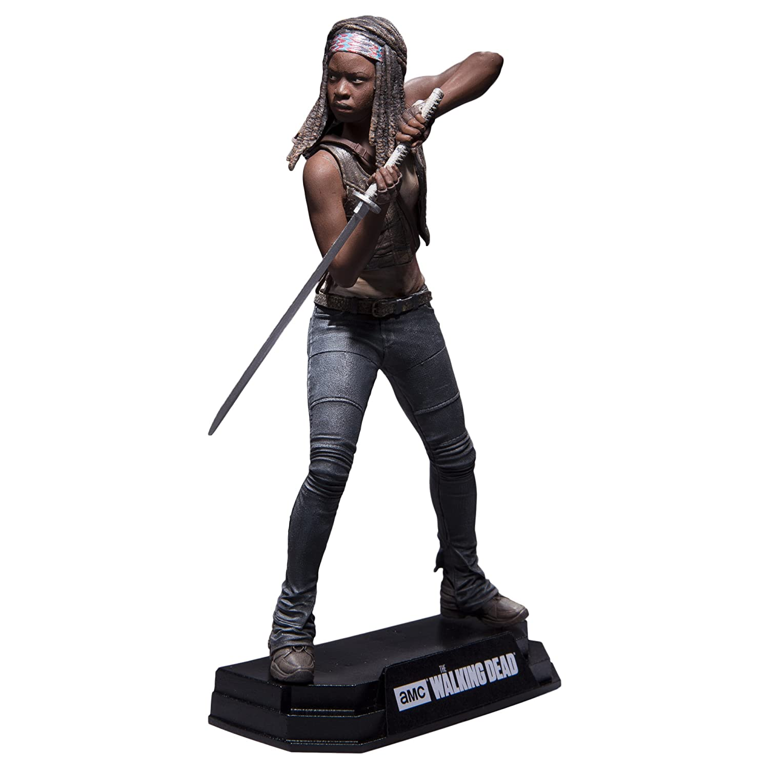 "Michonne 7"" Collectible Action Figure"