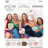 Amscan Bridal Shower Signs Game Party Accessory