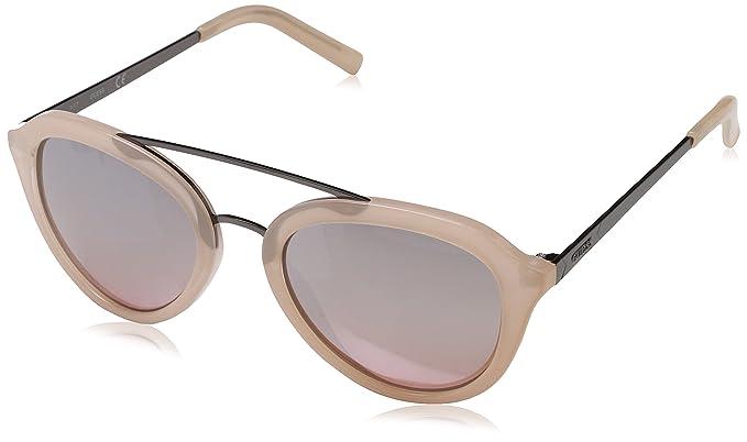 Guess GF0310 Gafas de Sol, (Rosa/Bordeaux), 54 para Mujer ...