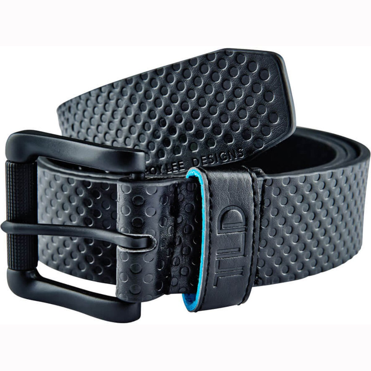 Troy Lee Designs Grip Belt (BLACK/TURQUOISE) by Troy Lee Designs