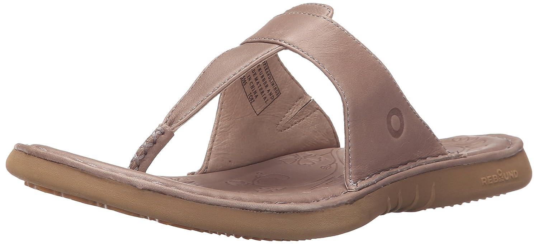 Bogs Womens Hudson Leather Waterproof Sandal Gray Size 11 BM US
