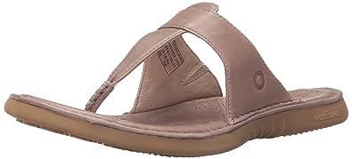 Bogs Womens Amma 3 Point Flip Waterproof Sandal Taupe Size 90