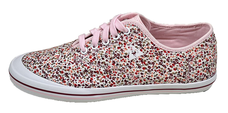 Le Coq Sportif Grandville CVO W Mini Flowers Schuhe Schuhe Schuhe Damen Turnschuhe Turnschuhe Rosa 1511868 83e616
