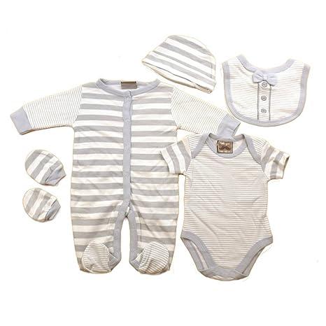 Conjunto de regalo para bebés y niños recién nacidos, ropa para bebé, chaleco de
