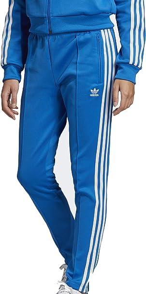 adidas pantaloni blu donna