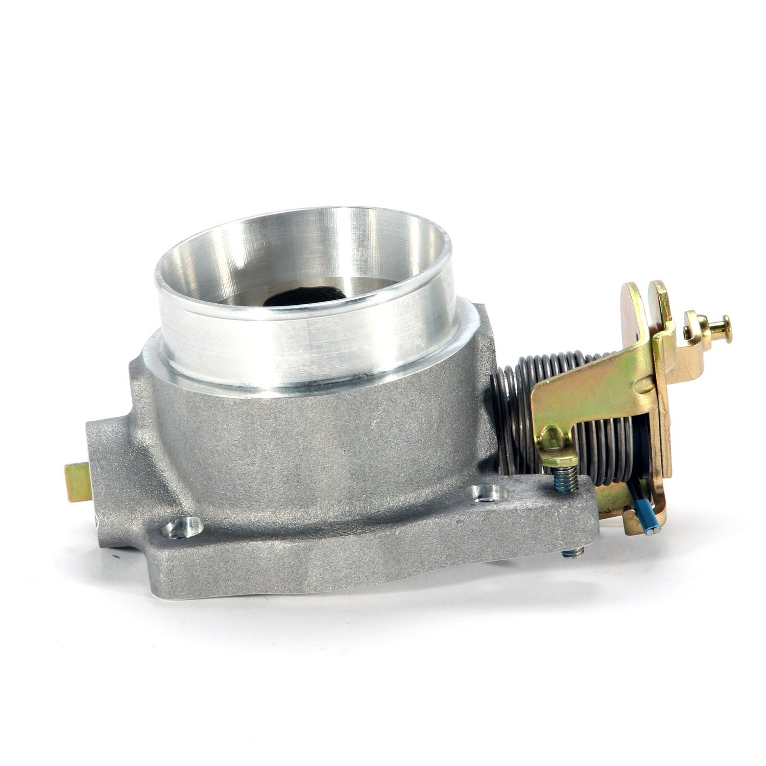 Bbk 1652 65mm Throttle Body High Flow Power Plus Replacing Fuel Filter 2001 Mustang V6 Series For Ford 38l Automotive